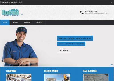 Handyman Home Repair and Remodeling