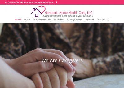 Harmonic Home Health Care